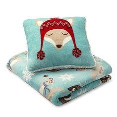 Cannon Plush Pillow