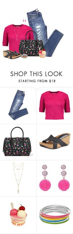 """Good Day For Ice Cream"" by sherry7411 on Polyvore featuring Carven, Nina Ricci, Donald J Pliner, House of Harlow 1960 and Latelita"