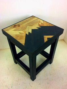 Wooden Coffee Table  Modern Coffee Table  by RobertsonCheney