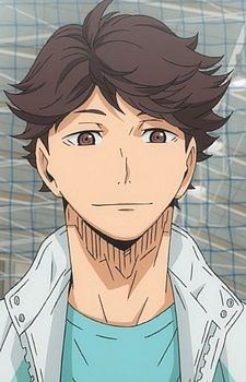Looking for information on the anime or manga character Tooru Oikawa? On MyAnimeList you can learn more about their role in the anime and manga industry. Manga Haikyuu, Manga Anime, Oikawa Tooru, Haikyuu Karasuno, Kageyama, Iwaoi, Anime Bebe, Volleyball Anime, Another Anime