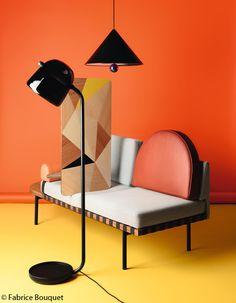 Comme la mode, le design a ses stars, ses légendes, ses étoiles montantes… Revue de détail avec notre sélection de meubles et d'objets de saison.