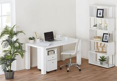 Whether you're sending the kids back to school or getting ready to get down to business, setting up your home office or kid's study zone is the first step to success at the desk!