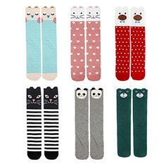 Menghao 6 pairs Girls Cute Over Calf Knee High Socks - Ki... https://www.amazon.com/dp/B076Z6HK95/ref=cm_sw_r_pi_dp_U_x_6XHQAbSHWP9KN