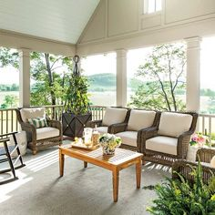The 2015 Charlottesville Idea House: The Porch