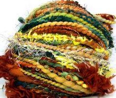 Handspun Art Yarn - Bing Images