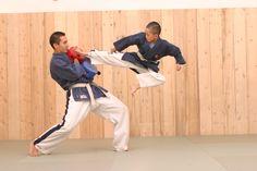 Yoseikan Pays d'Aix art martial sport de combat
