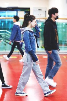 something special ♡ Blackpink Outfits, Polyvore Outfits, Kpop Fashion Outfits, Blackpink Fashion, Fashion Looks, Blackpink Jennie, Korean Airport Fashion, Korean Fashion, Easy Style