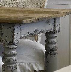 Shabby Chic Dining Tables - Bing Images