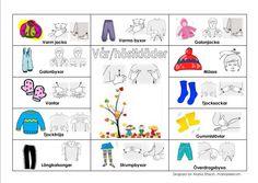 Mariaslekrum - Pratkartor. Learn Swedish, Swedish Language, Sign Language, Activities For Kids, Kindergarten, Preschool, Classroom, Writing, Education
