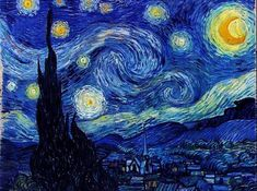 Starry Night 1889 Vincent van Gogh Oil on canvas Canvas Art - x Vincent Van Gogh, Starry Night Original, Desenhos Van Gogh, Starry Night Wallpaper, Van Gogh Pinturas, Van Gogh Art, Van Gogh Paintings, Van Gogh Drawings, Free Illustrations