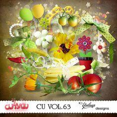 Yalana Design CU vol.63