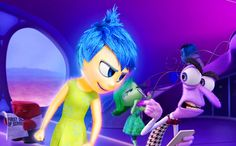Inside Out' clip: Joy has a special job for Sadness on the first ...