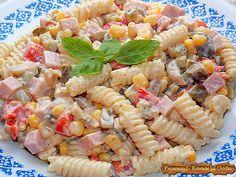 Pasta Salad, Sweets, Cooking, Ethnic Recipes, Foods, Salads, Romanian Recipes, Crab Pasta Salad, Kitchen