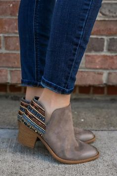 24282095ae3ef7 Turn Heads Booties Bootie Boots