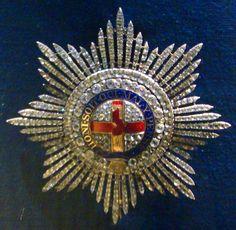 Order of the Garter - Diamond Star