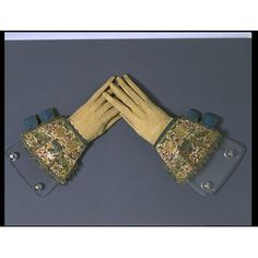 Gloves c. 1665
