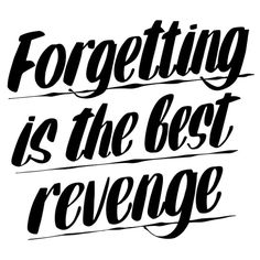 BARON VON FANCY / Forgetting is the best revenge