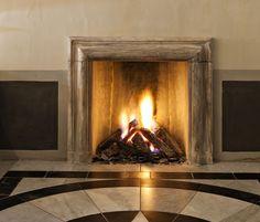Joris Van Apers  fireplace frame