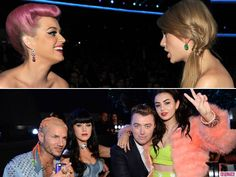 Pop Stars Are Awful: Katy Perry vs. Taylor Swift (Part Four) and Sam Smith vs. Unknown
