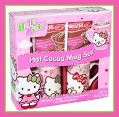 Hello Kitty has come a long. She was introduced in Japan in 1974, and she is still going strong. This set includes 2 mugs, 2 Hot Cocoa Packets with Marshmallows. http://theceramicchefknives.com/ceramic-mugs-variety/ 60th Birthday mug, 7 Piece 15-Ounce Mug Tree Set with 6 Assorted Colors, Adorable Ladybug Coffee Mug Inexpensive Gift Item, Cappuccino Mug, Cappuccino-Cup, Ceramic Day of the Dead Sugar Skull Coffee Mugs,
