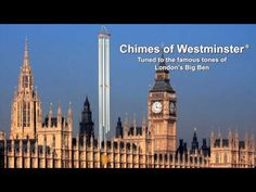Sounding remarkably like church bells, the Wind Chimes of Westminster plays the familiar notes of London's Big Ben. From the Woodstock Chimes Signature Collection. Trophy Shop, E Flat Major, Big Ben London, Sounds Good, Wild Birds, Westminster, Woodstock, Wind Chimes, Spirituality