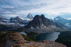 Mt. Assiniboine by Justin Reznick on 500px