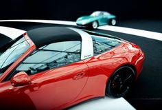 Porsche 911 Targa GTS 4