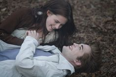 Pin for Later: Sink Your Teeth Into Robert Pattinson's Best Pictures From The Twilight Saga Twilight Laughing and cuddling? Bella, you are one lucky girl.