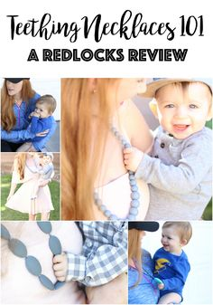 Everything you need to know about teething necklaces.