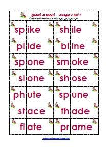 Printable Reading Games | Printable Phonics Games Fun reading games for kids!