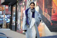 New York fashion week on the street - Grazia.it
