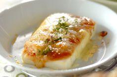 豆腐のみそチーズ焼き【E・レシピ】料理のプロが作る簡単レシピ/2011.03.14公開のレシピです。