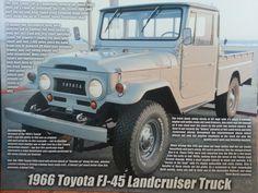 1966-toyota-land-cruiser-fj45-truck-japan-restored-a | Land Cruiser Of The Day!