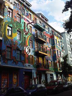 Friedrichshain-Kreuzberg, Berlín