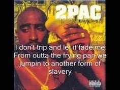 2PAC feat Elton John- Ghetto Gospel with lyrics