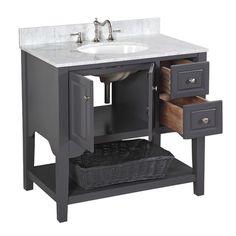 "Found it at Wayfair - Washington 36"" Single Bathroom Vanity Set"