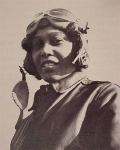 One of the first female black aviators.   Janet Bragg, Nurse, Aviator and Businesswoman.1930s.    Janet Harmon Bragg, one of the first female black aviators, describes how she faced adversity nearly all her life not only because she was black, but also be