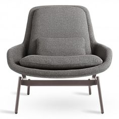 $1,399, bludot.com  Sink back into this lounge chair, pre-reclined for your enjoyment. Its softly sloped frame provides a pleasant base for a mid-afternoon nap.