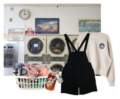 """I've got anything"" by belenmarin ❤ liked on Polyvore featuring American Apparel and Laundry"