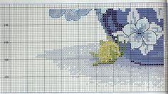 blue flowers 3 PLANETA PONTO CRUZ 2: Flores