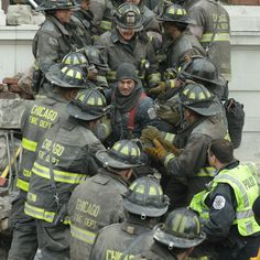 Chicago Fire: Brotherhood. Teamwork. Unity | Shared by LION