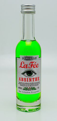 la fee absinthe by Mr Robin, via Flickr