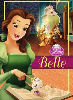 *BELLE & CHIP ~ Beauty and the Beast,