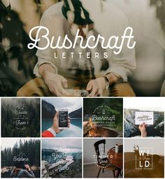 bushcraft-font-family