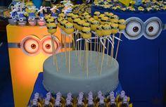 balões minions - Pesquisa Google