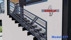 House Main Gates Design, Balcony Railing Design, Stair Case, House Stairs, Railings, Ali, Doors, Metal, Home Decor