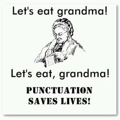 Punctuation is one of the most important aspects of written English, and yet is taken the most lightly. Words are one of ourmost powerful weapons but we render it impotent by violating very...