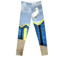 The Great British Seaside Leggings
