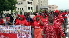 Trends and Politics  : Nigeria marks 500 days since Boko Haram schoolgirl...