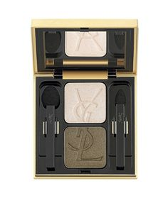 Yves Saint Laurent Ombres Duolumieres Two Color Eye Shadow Duo Palette